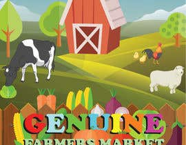 #6 for Genuine Farmers Market needs a logo by fuatakdemir