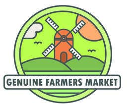 #10 for Genuine Farmers Market needs a logo by NoahDeWinter