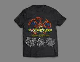 A7mdSalama tarafından Graphic Design for Foster Care T-Shirt için no 23