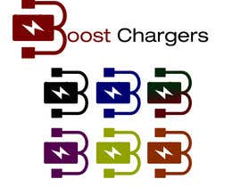 Anthonyrosman20 tarafından Create a logo for a charger brand için no 5