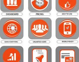 Hamzakhan904 tarafından Design some Icons için no 18