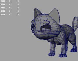 #1 untuk Kitten: 3D model and animation oleh vasantjadhav