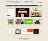 Bài tham dự #20 về Graphic Design cho cuộc thi Website Design for Kingston Foods Australia