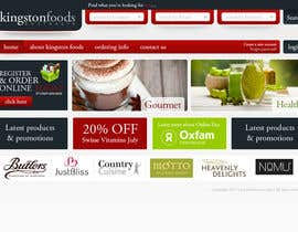 DrupalExperts tarafından Website Design for Kingston Foods Australia için no 1