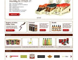 #63 cho Website Design for Kingston Foods Australia bởi herick05