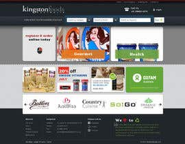 tuanrobo tarafından Website Design for Kingston Foods Australia için no 6