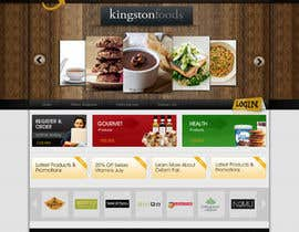 dreamsweb tarafından Website Design for Kingston Foods Australia için no 40