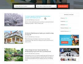 #273 for Redesign our Website to a modern clean simple look and feel (15 Pages Required but is mainly design layout and well detailed) by aphr0dit3s
