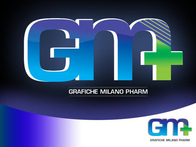 Logo Design for Grafiche Milano Pharm