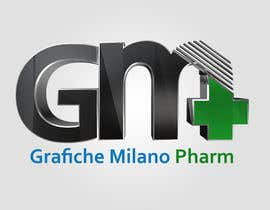 #138 for Logo Design for Grafiche Milano Pharm af logocreater