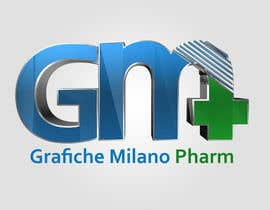 #102 для Logo Design for Grafiche Milano Pharm от logocreater
