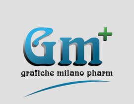 #120 for Logo Design for Grafiche Milano Pharm by pranishmiracle