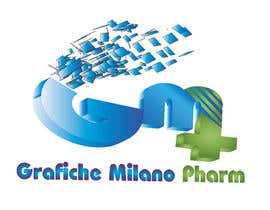 #129 for Logo Design for Grafiche Milano Pharm by zahidku11