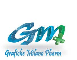 #117 for Logo Design for Grafiche Milano Pharm af zahidku11