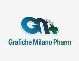 #142 для Logo Design for Grafiche Milano Pharm от edvans