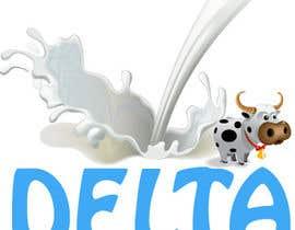 Hamzakhan904 tarafından logo design for a dairy , milk processing company için no 6