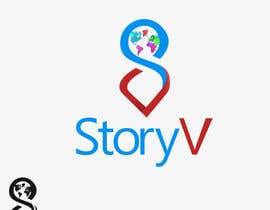 #80 cho Design a Logo for Storyv.com bởi SirSharky