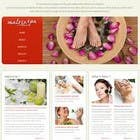 Contest Entry #28 for Design a Website Mockup for beauty site