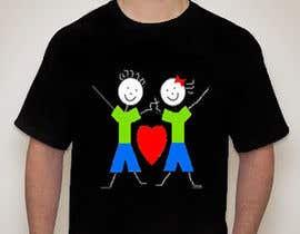 kunmuni tarafından Design a T-Shirt for babies and kids için no 60