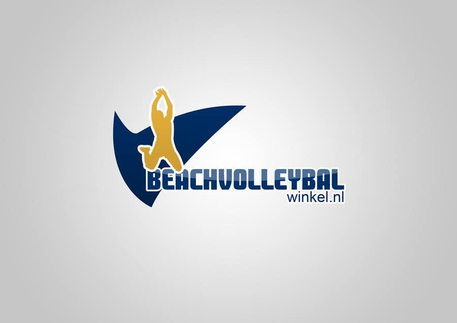Inscrição nº 178 do Concurso para Logo Design for Beachvolleybalwinkel.nl