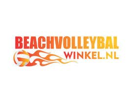 #223 para Logo Design for Beachvolleybalwinkel.nl por uniqueartpk
