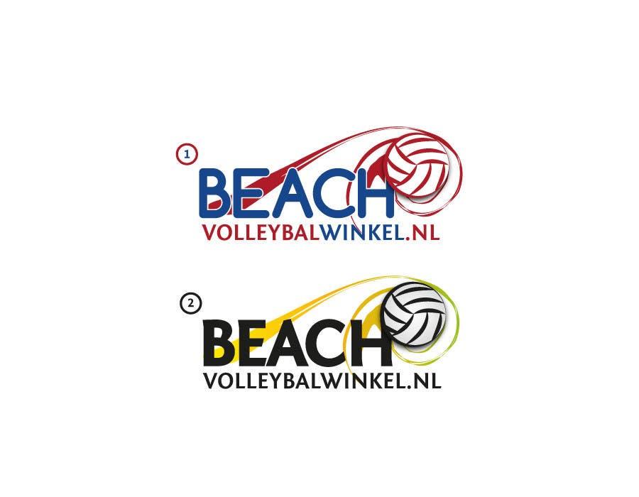 Inscrição nº 154 do Concurso para Logo Design for Beachvolleybalwinkel.nl