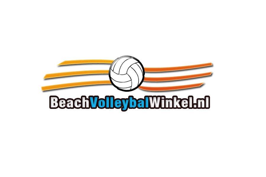 Inscrição nº 71 do Concurso para Logo Design for Beachvolleybalwinkel.nl