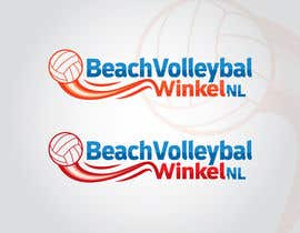 #150 para Logo Design for Beachvolleybalwinkel.nl por Cibus