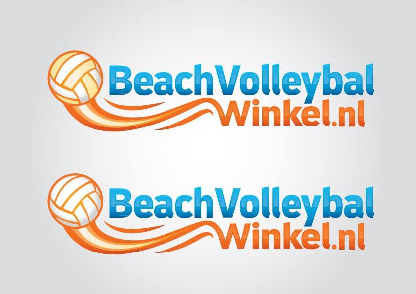 Inscrição nº 216 do Concurso para Logo Design for Beachvolleybalwinkel.nl