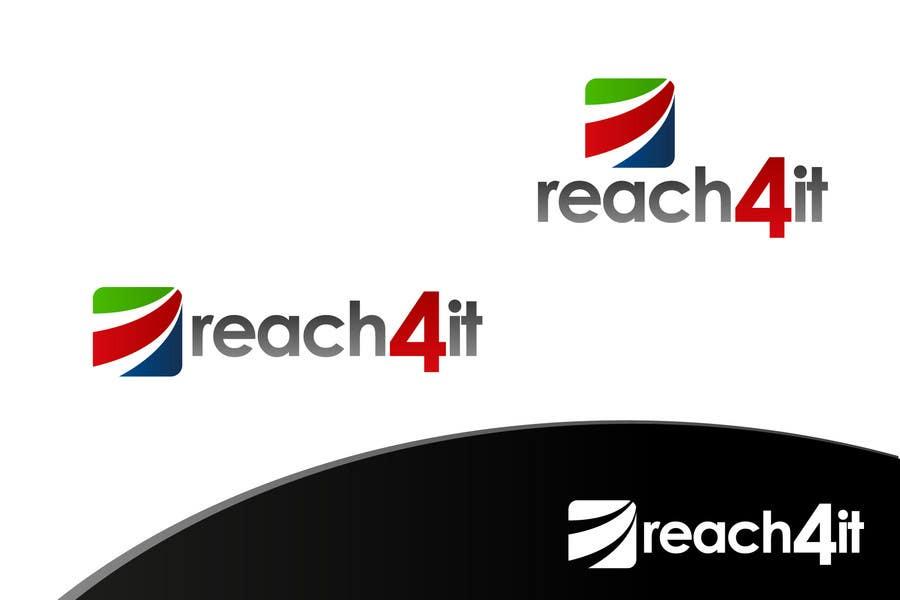 Bài tham dự cuộc thi #                                        27                                      cho                                         Logo Design for Reach4it - Urgent