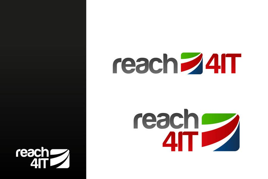 Bài tham dự cuộc thi #365 cho Logo Design for Reach4it - Urgent