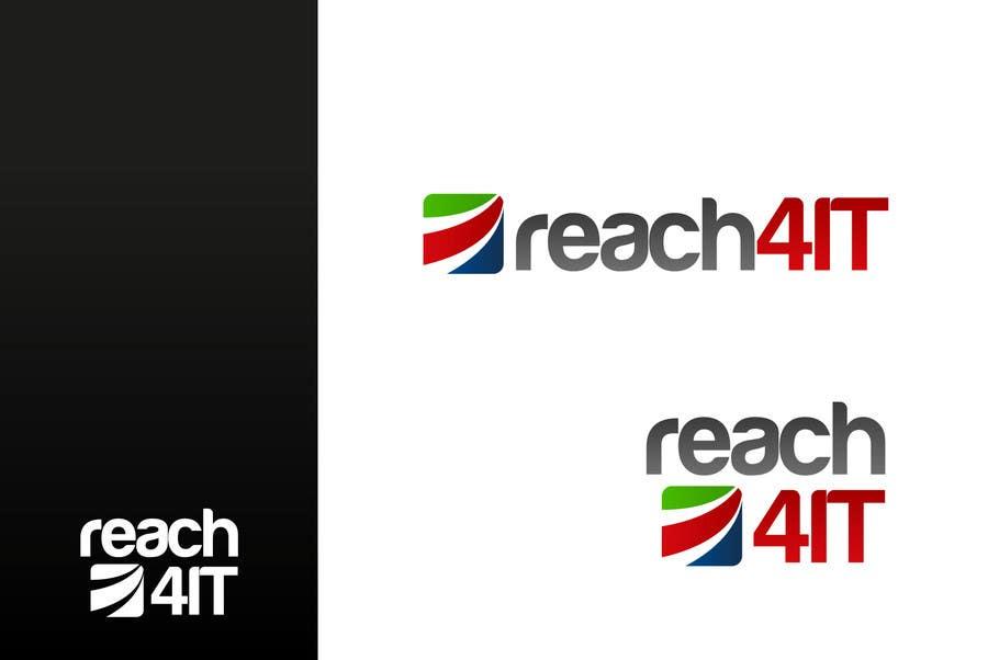 Bài tham dự cuộc thi #                                        364                                      cho                                         Logo Design for Reach4it - Urgent