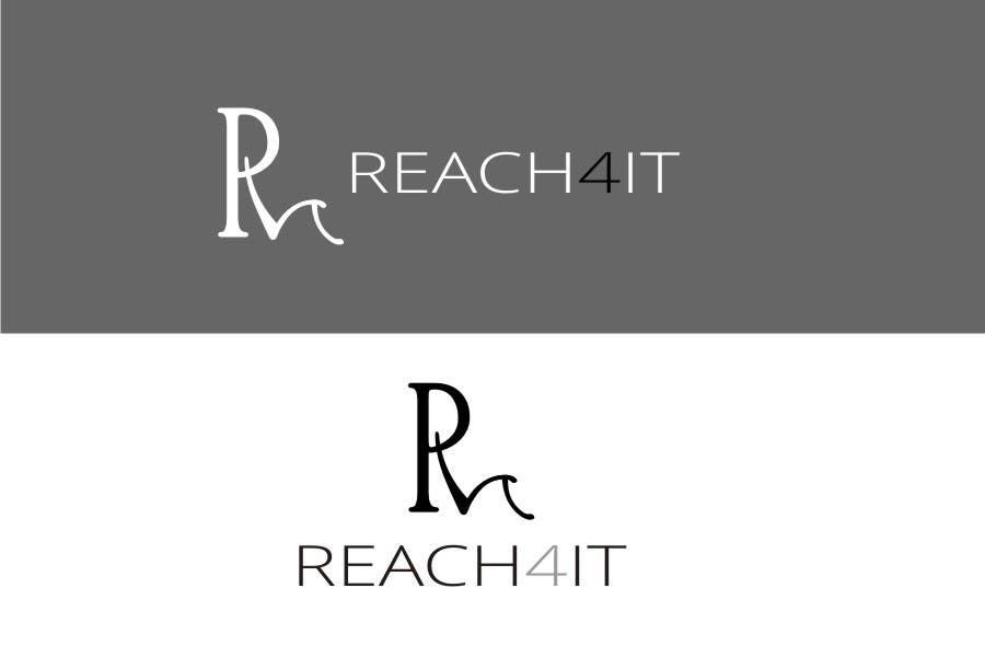 Bài tham dự cuộc thi #                                        326                                      cho                                         Logo Design for Reach4it - Urgent
