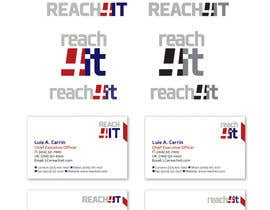 #234 for Logo Design for Reach4it - Urgent af designbykl