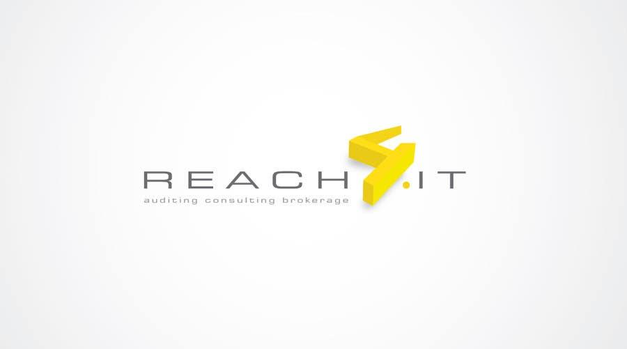 Bài tham dự cuộc thi #                                        382                                      cho                                         Logo Design for Reach4it - Urgent