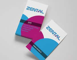 #28 for Suunnittele käyntikortteja for Zental beauty company by pcmedialab