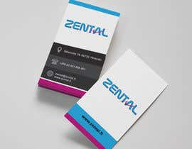 #29 for Suunnittele käyntikortteja for Zental beauty company by pcmedialab