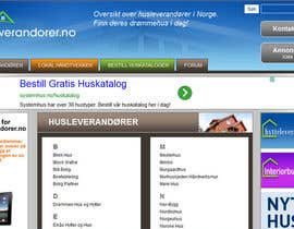 studiozeed tarafından Design a Logo for webpage www.husleverandorer.no için no 44