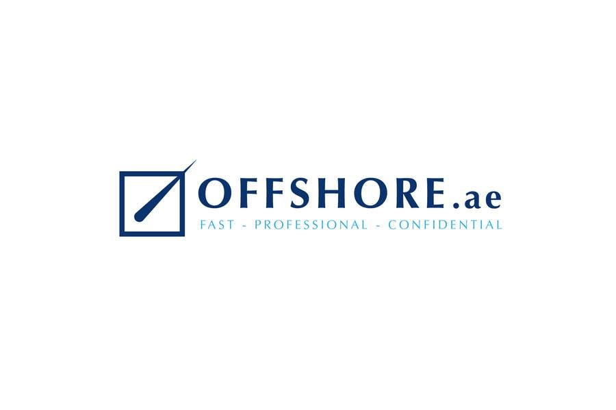 Penyertaan Peraduan #                                        37                                      untuk                                         Logo Design for offshore.ae