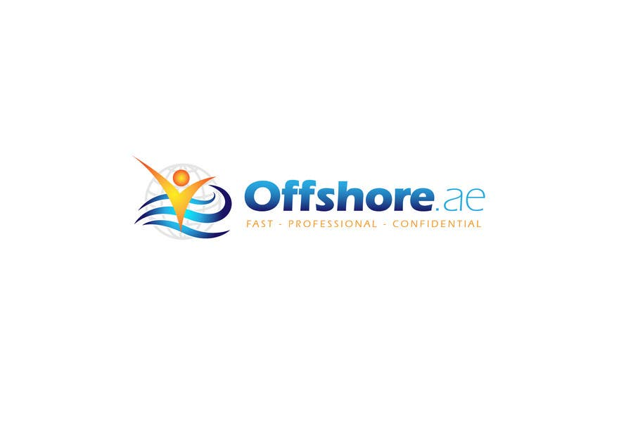 Penyertaan Peraduan #                                        6                                      untuk                                         Logo Design for offshore.ae