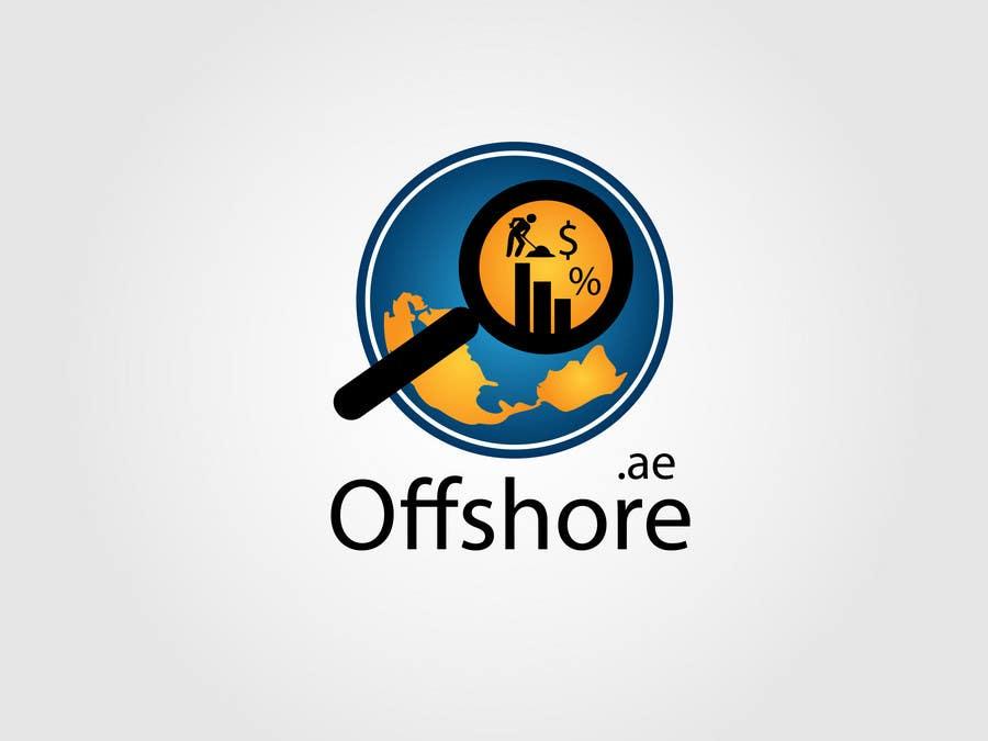 Конкурсная заявка №21 для Logo Design for offshore.ae