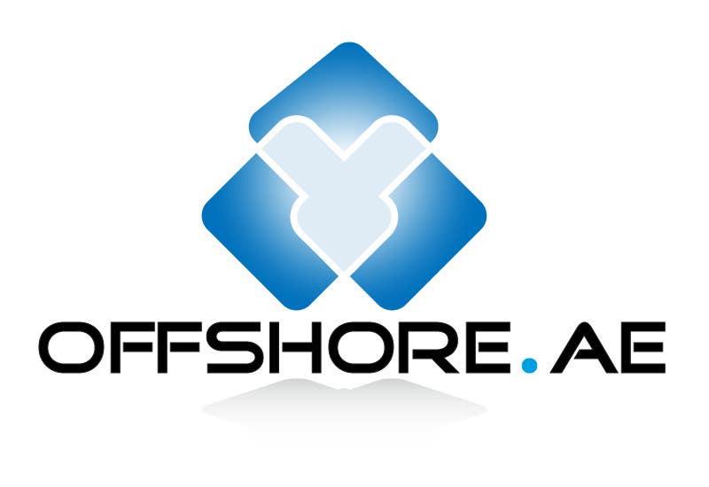 Penyertaan Peraduan #                                        42                                      untuk                                         Logo Design for offshore.ae