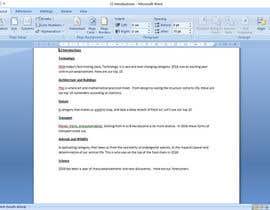 mullervenessa tarafından Write 12 introductions için no 2
