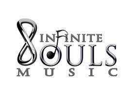 cyberlenstudio tarafından Design a Logo for Infinite Souls Music için no 15