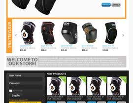 #62 para Website Design for KNEETEK.NET de angelmaxy