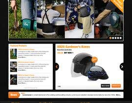 #50 для Website Design for KNEETEK.NET від wabdesigner