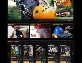 #63 para Website Design for KNEETEK.NET de mijotichy