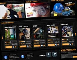 #39 para Website Design for KNEETEK.NET de mijotichy