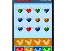 sharpBD tarafından Redesign the gameplay UI of a simple mobile game için no 8