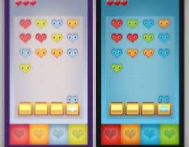 airijusksevickas tarafından Redesign the gameplay UI of a simple mobile game için no 4